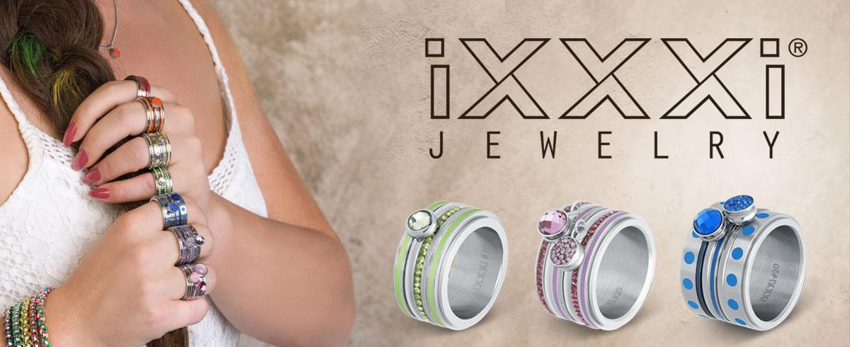 iXXXi fertige Ringmodelle