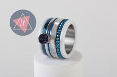 iXXXi Kombi 14 Keramik shell/blue