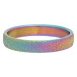 iXXXi Füllring Sandgestrahlt Rainbow