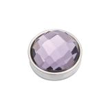 iXXXi Füllring Top Part Facet Purple Stone