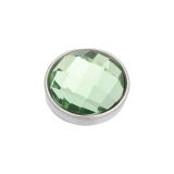 iXXXi Füllring Top Part Facet Green Stone