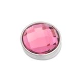 iXXXi Füllring Top Part Facet Pink Stone
