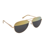 iXXXi Sunglasses Yellow & Case