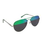 iXXXi Sunglasses Green & Case
