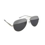 iXXXi Sunglasses Silver & Case