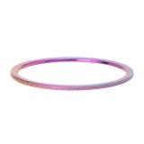 iXXXi Füllring 1mm Sandgestrahlt Rainbow