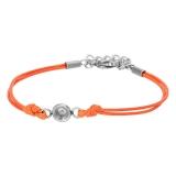 ixxxi Armkettchen Wax Cord Top Part Base Orange