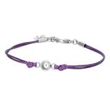 ixxxi Armkettchen Wax Cord Top Part Base Purple