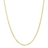 3 mm Halskette (Länge 100 cm)