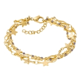 ixxxi Bracelet Kenya Grey Beads