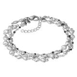 ixxxi Bracelet Botswana Black Beads