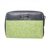 Damengeldbörse Grazia medium grasgrün