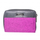 Damengeldbörse Gloria medium pink