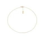 SPIRIT ICONS Anchor Chain Kette 90cm vergoldet