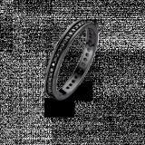 SPIRIT ICONS Chic  2mm Ring grau