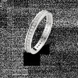 SPIRIT ICONS Chic  2mm Ring rhodiniert silber