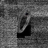 SPIRIT ICONS Chic Rustic 1,5mm Ring grau