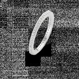 SPIRIT ICONS Chic Rustic 1,5mm Ring rhodiniert silber