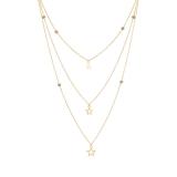 iXXXi Triple Halskette (39-62 cm)