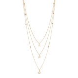 iXXXi Triple Halskette (79-92 cm)