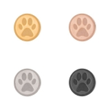 iXXXi Füllring Top Part Dog Foot