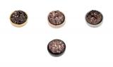 iXXXi Füllring Top Part Drusy dark copper