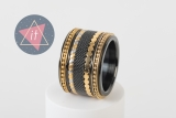 iXXXi Kombi 16 mm black/gold various