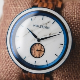 Holzkern Bolten (Zebrano/Marmor)